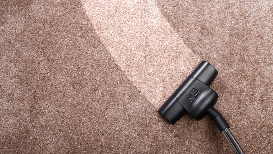 stofzuiger voor tapijt